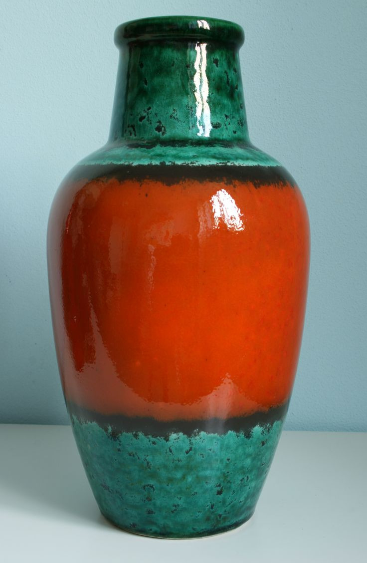 Vase Made In Germany Of Vintage German Vase 548 17 Regarding 237b5eaed8e6636d3fdf65b40420e587
