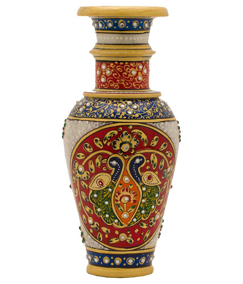 vase market coupon of royal collection multicolour marble flower vash buy royal with regard to royal collection multicolour marble flower vash