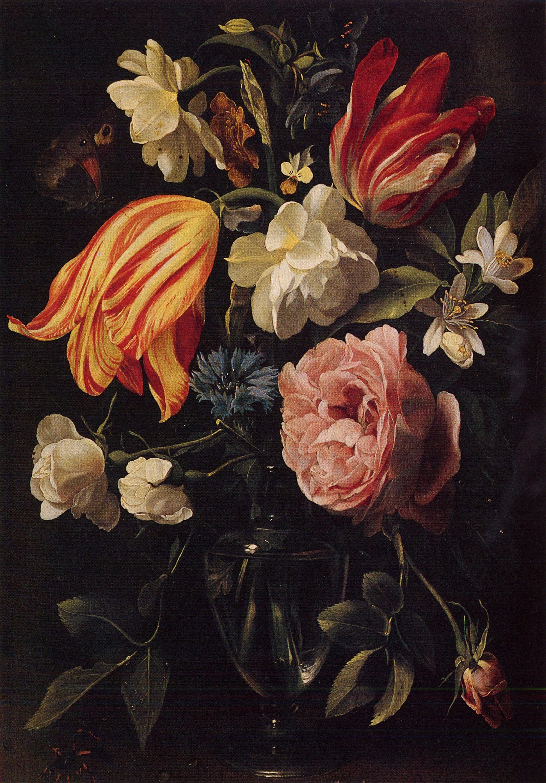 vase of flowers by de heem mural of daniel seghers vase mit blumen 1637 art northern masters pertaining to daniel seghers vase mit blumen 1637