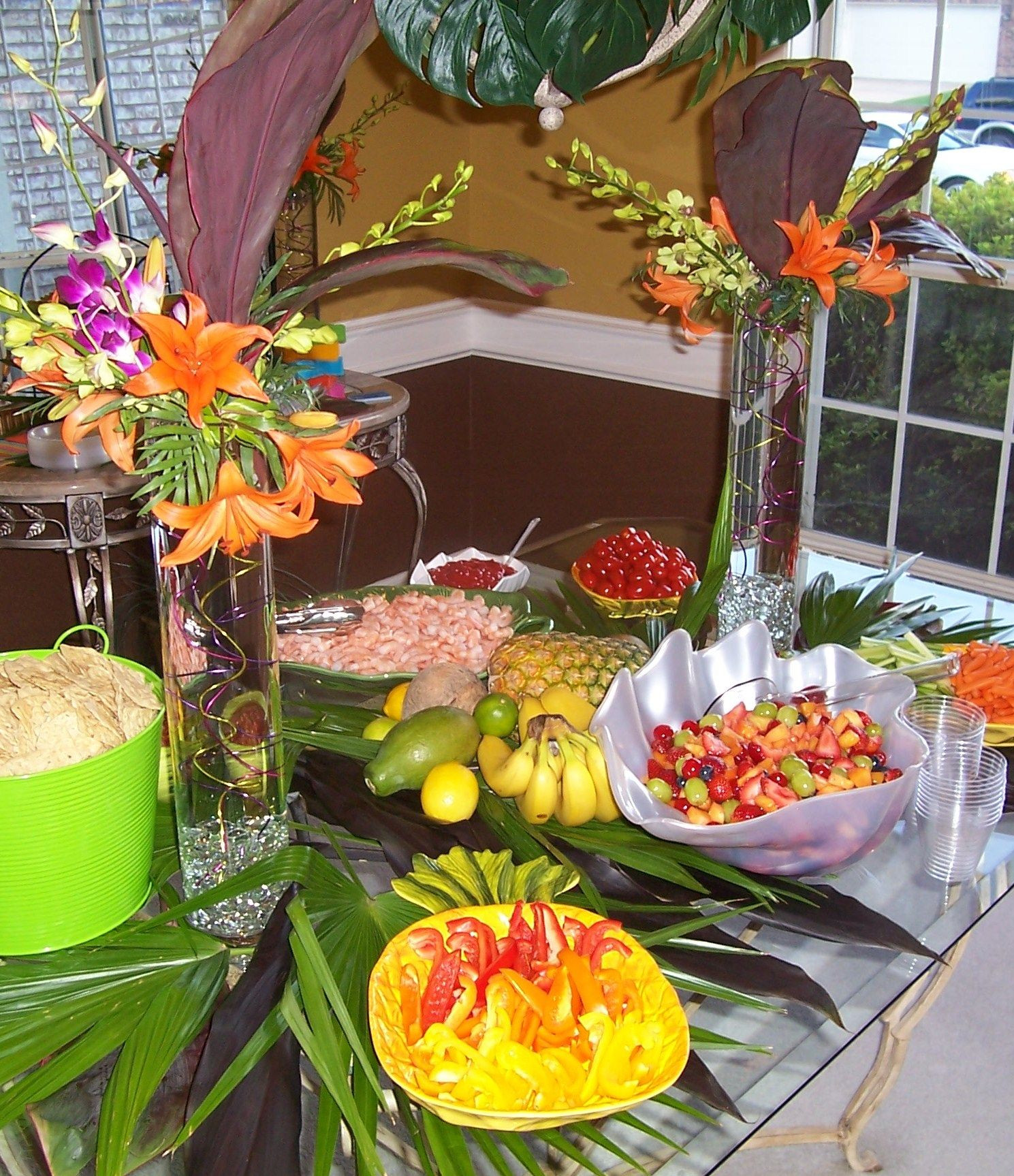vase rentals miami of tropical party food some of these look like good things to dip in a throughout tropical party food some of these look like good things to dip in a velata warmer full of chocolate