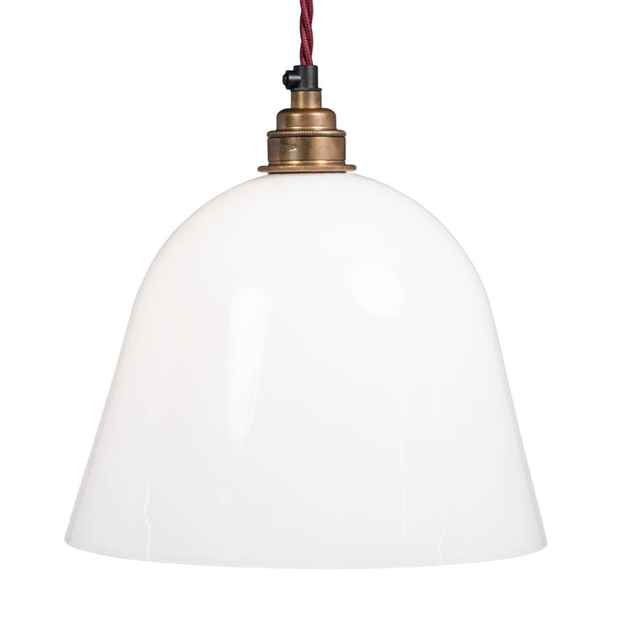 vase with hole for lights of opal glass bletchley shade pendant light by factorylux pertaining to opal glass bletchley shade pendant light