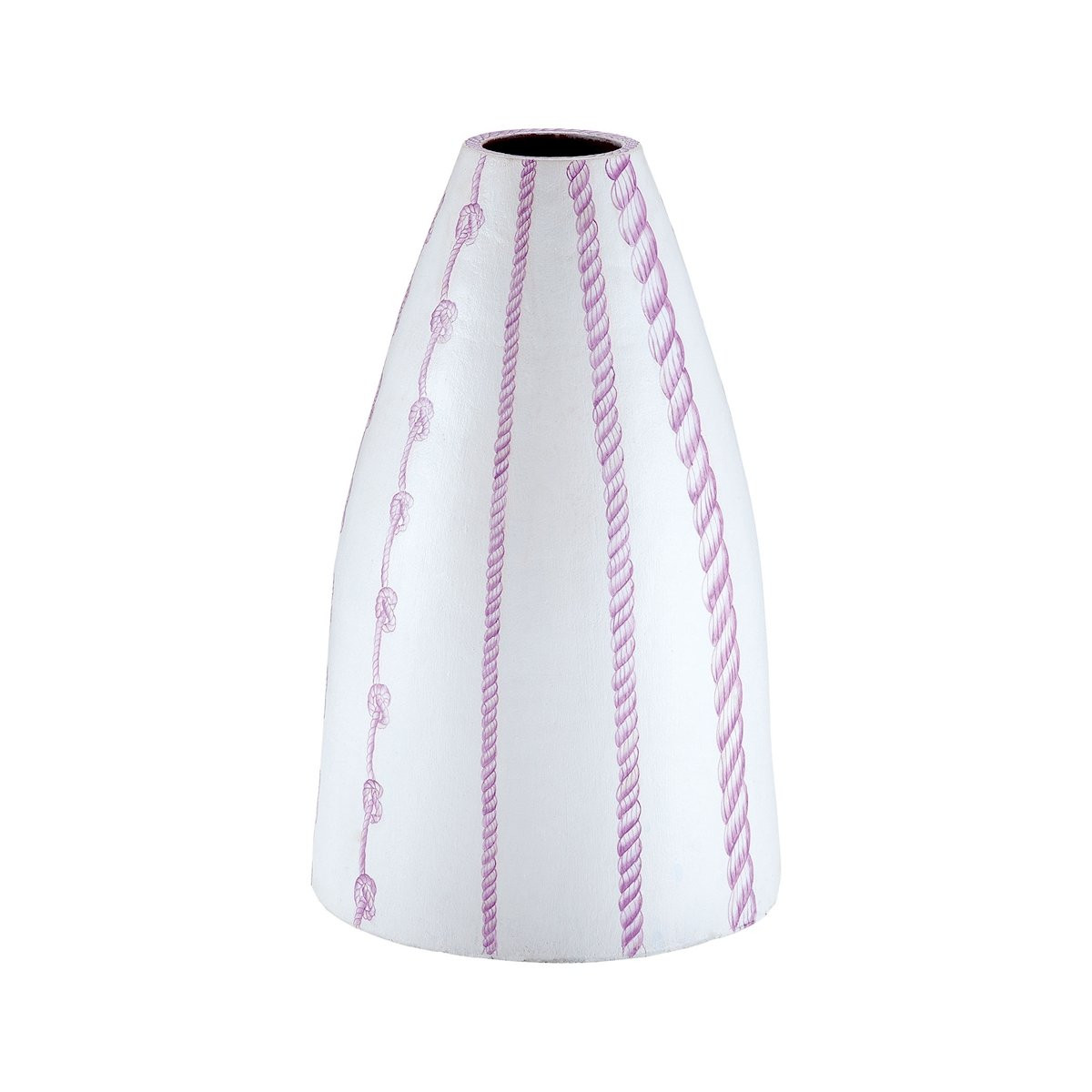 vase with rope decoration of radiant orchid ropes vase products with regard to radiant orchid ropes vase