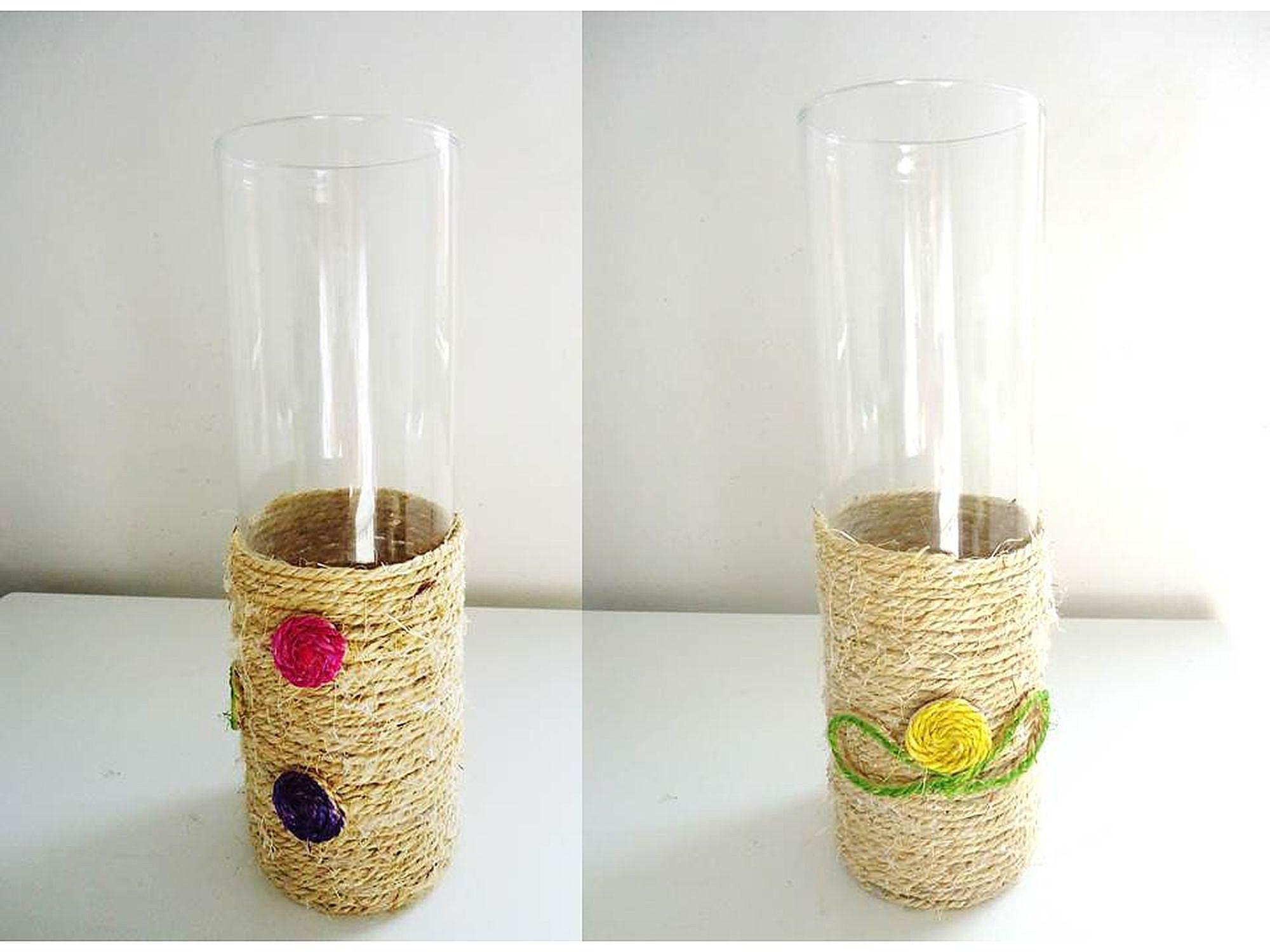 vases de cristal para centros de mesa of florero con mecate in florero con mecate 1 result 57c46ad23df78cc16e9bf0e2 jpg
