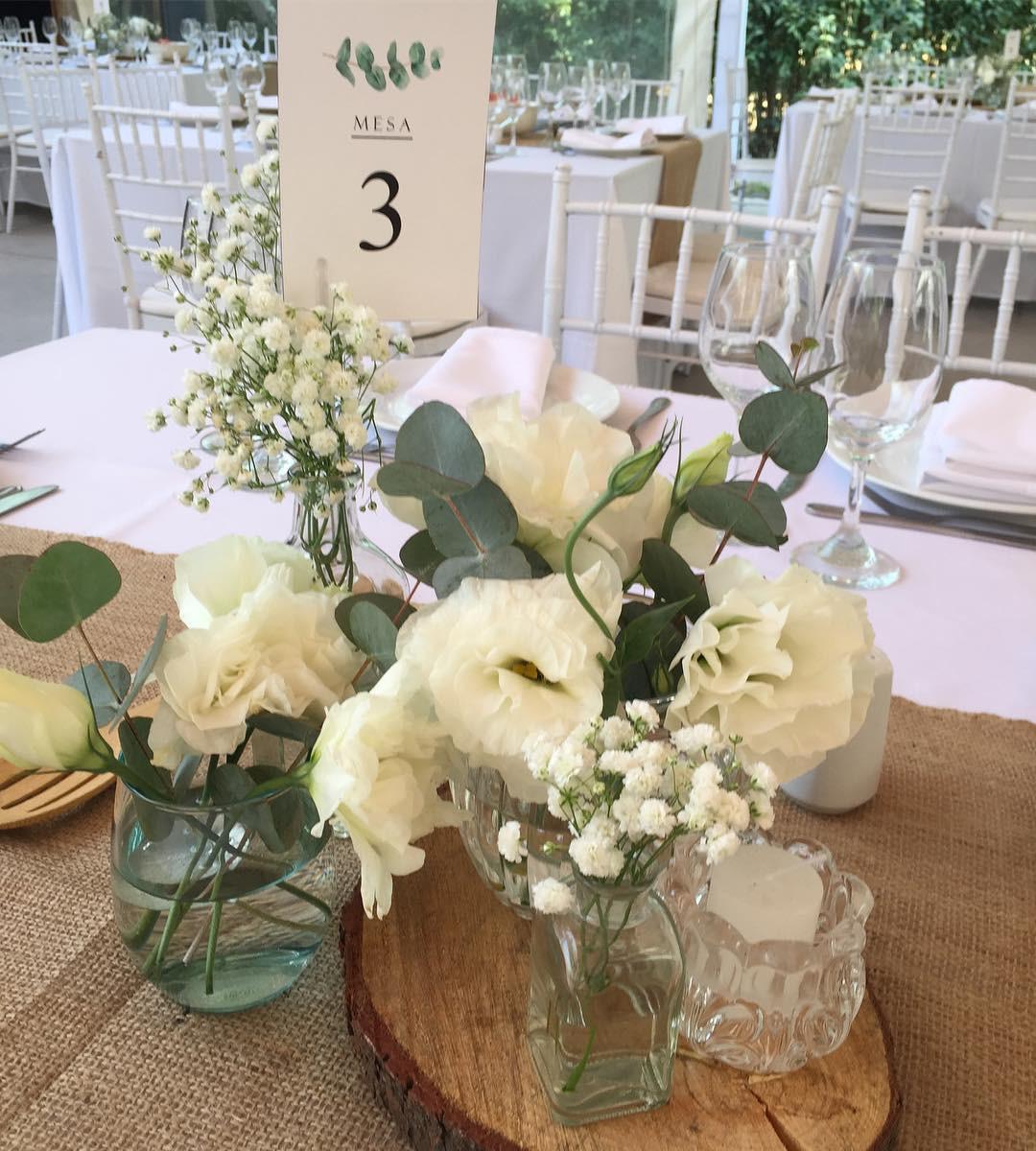 vases de cristal para centros de mesa of gypsofilia hash tags deskgram with centros de mesa blancos y verdes tao eliges color floresdetemporada floresfrescas lisianthus
