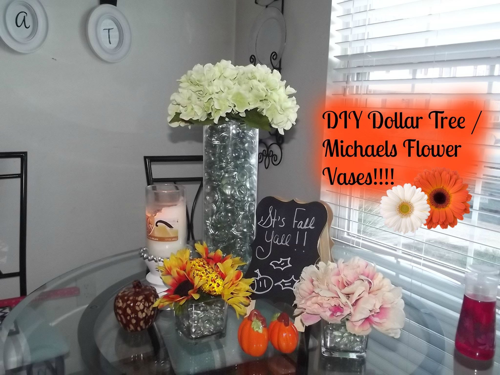 vases for centerpieces dollar store of michaels vases diy dollar tree centerpieces youtube poshbella us throughout michaels vases diy dollar tree centerpieces youtube