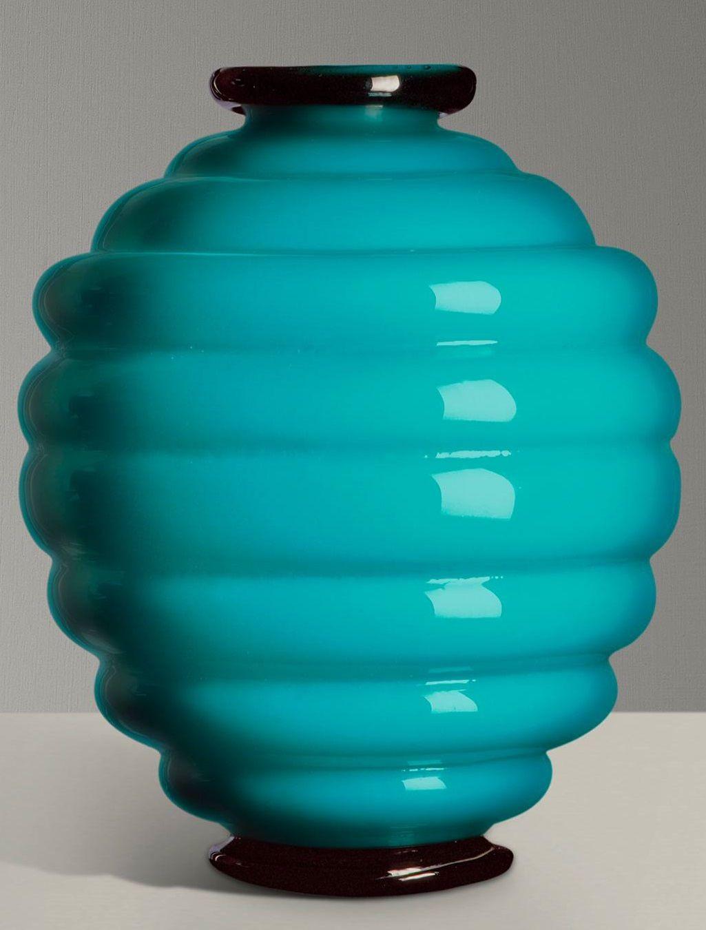 venini art glass vase of 1930 venini glass vase by napoleone martinuzzi murano glass throughout 1930 venini glass vase by napoleone martinuzzi