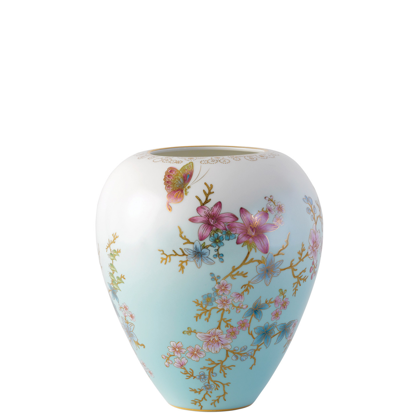 vera wang love knots vase of decorative vases home dacor accessories prestige wedgwooda uk for prestige jade butterfly small vase limited edition of 10