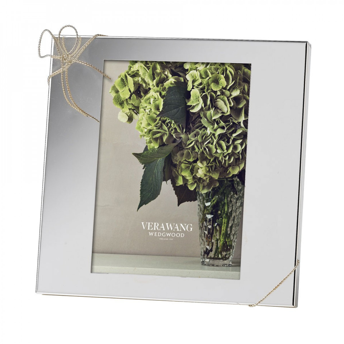 Vera Wang Love Knots Vase Of Love Knots Silver 5x7 Picture Frame Discontinued Vera Wang Intended for Love Knots Silver 5x7 Picture Frame Discontinued