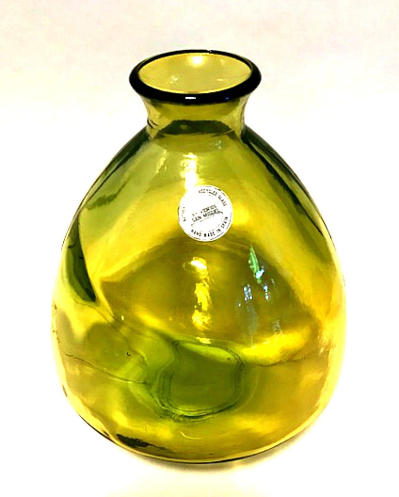 vidrios san miguel vases of vidrios san miguel bulb vase chartreuse and 50 similar items inside vidrios san miguel bulb vase chartreuse and 50 similar items s l1600