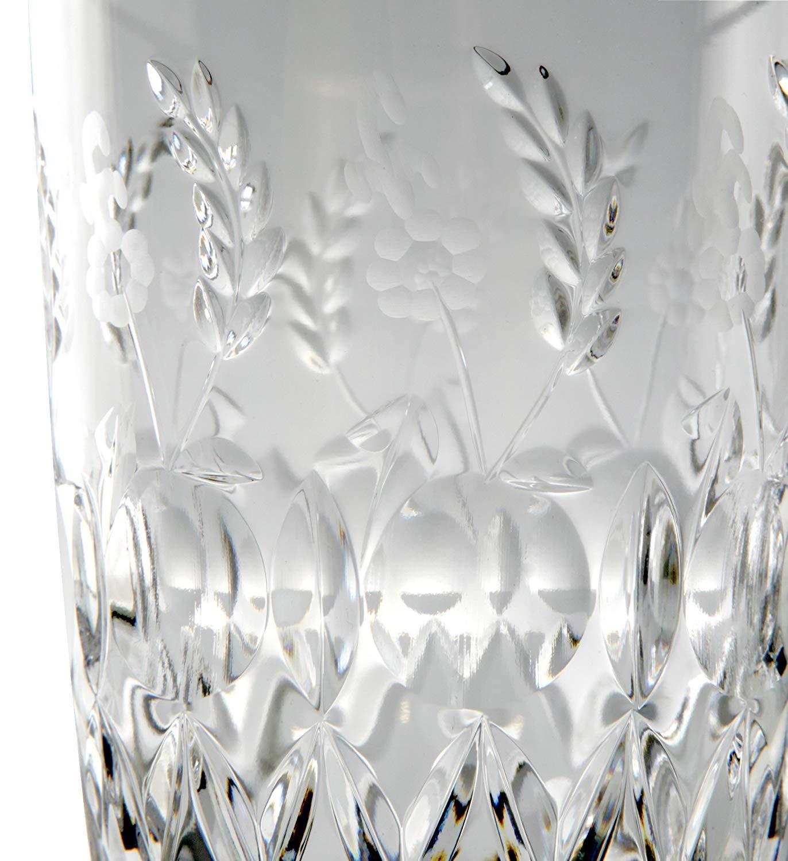 villeroy and boch lead crystal vase of amazon com rogaska crystal gallia goblet glass 10 ounce capacity in amazon com rogaska crystal gallia goblet glass 10 ounce capacity goblets chalices