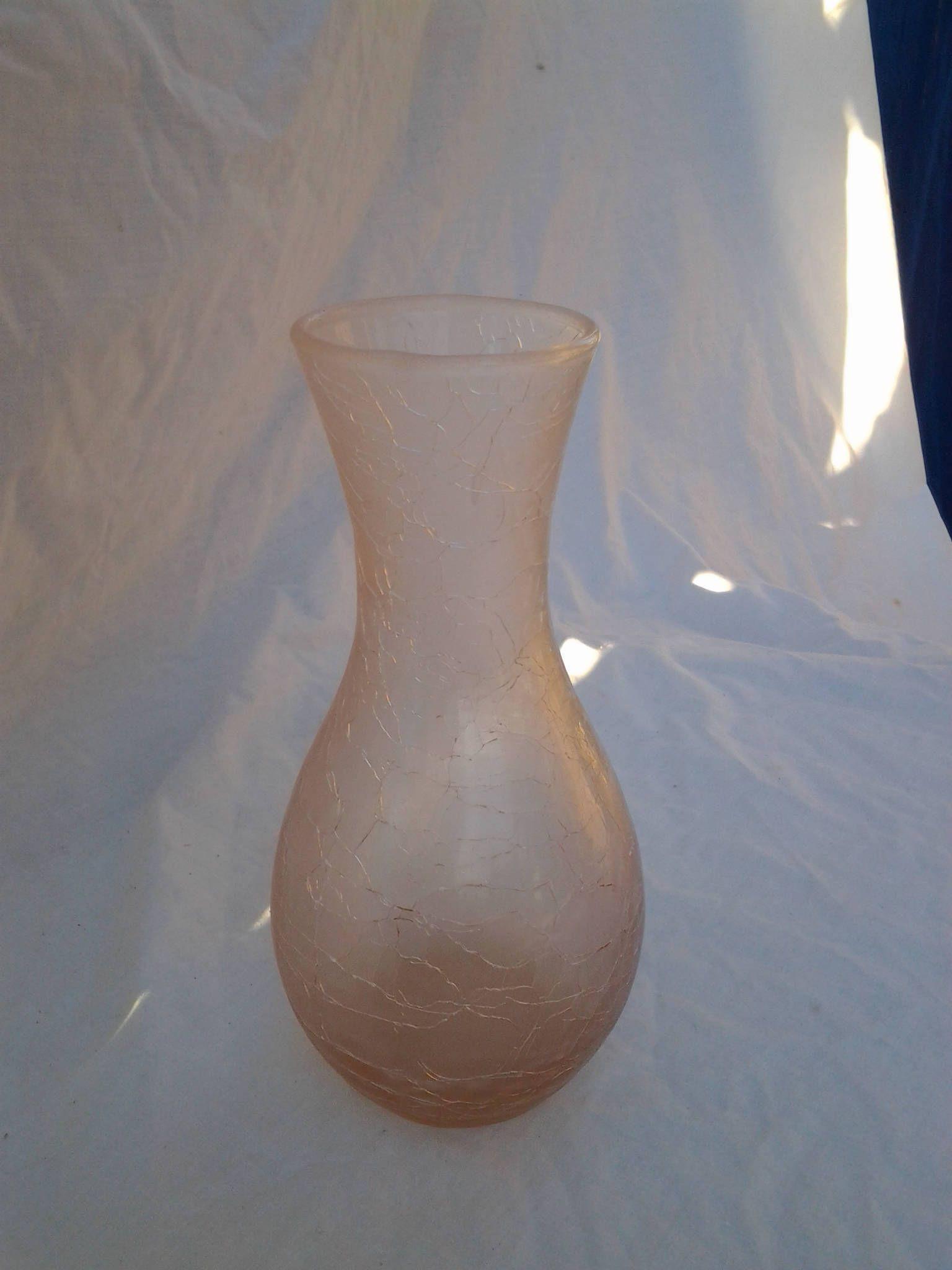 vintage amber crackle glass vase of 20 off vintage rose quartz crackled glass vase vintage vases for throughout 20 off vintage rose quartz crackled glass vase