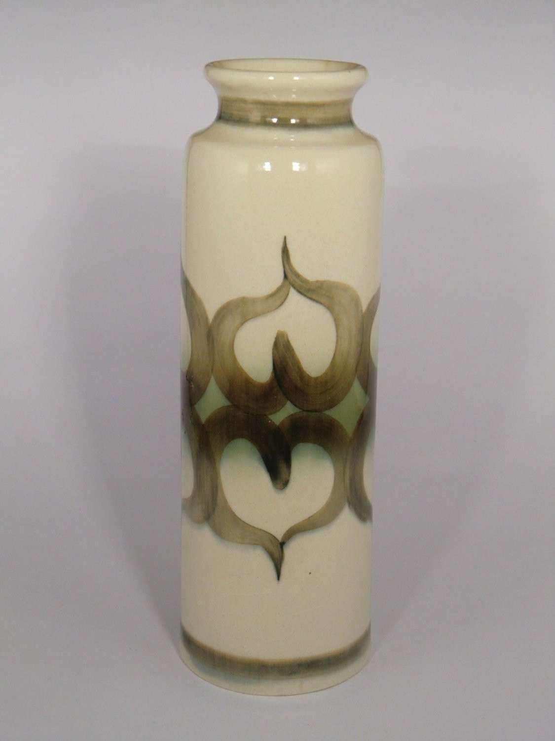 "vintage czech glass vase of ditmar urbach pottery vase etsy regarding dŸ""Žzoom"