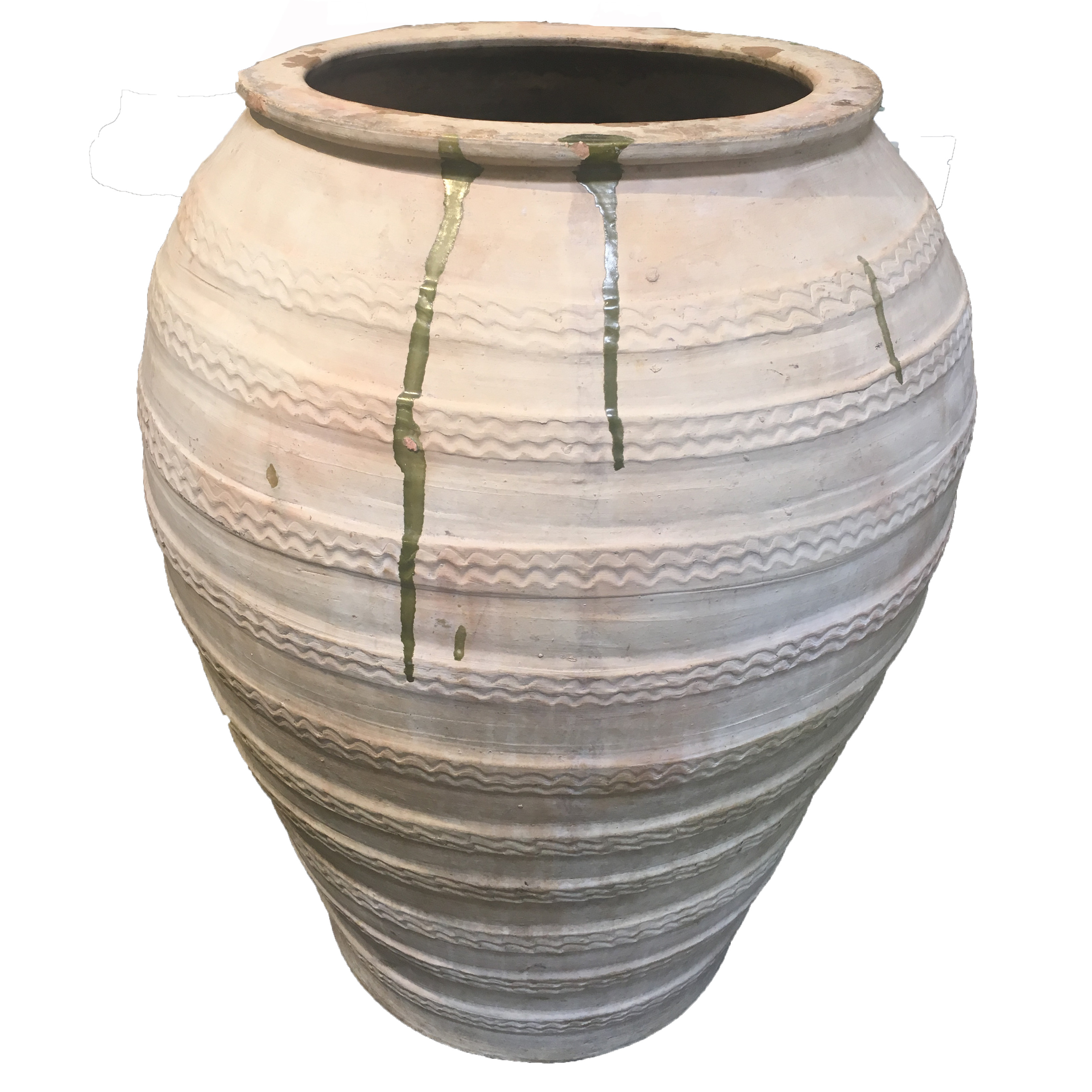 vintage green ceramic vase of antique extra large spanish ceramic oil jar inner gardens inside antique extra large spanish ceramic oil jar