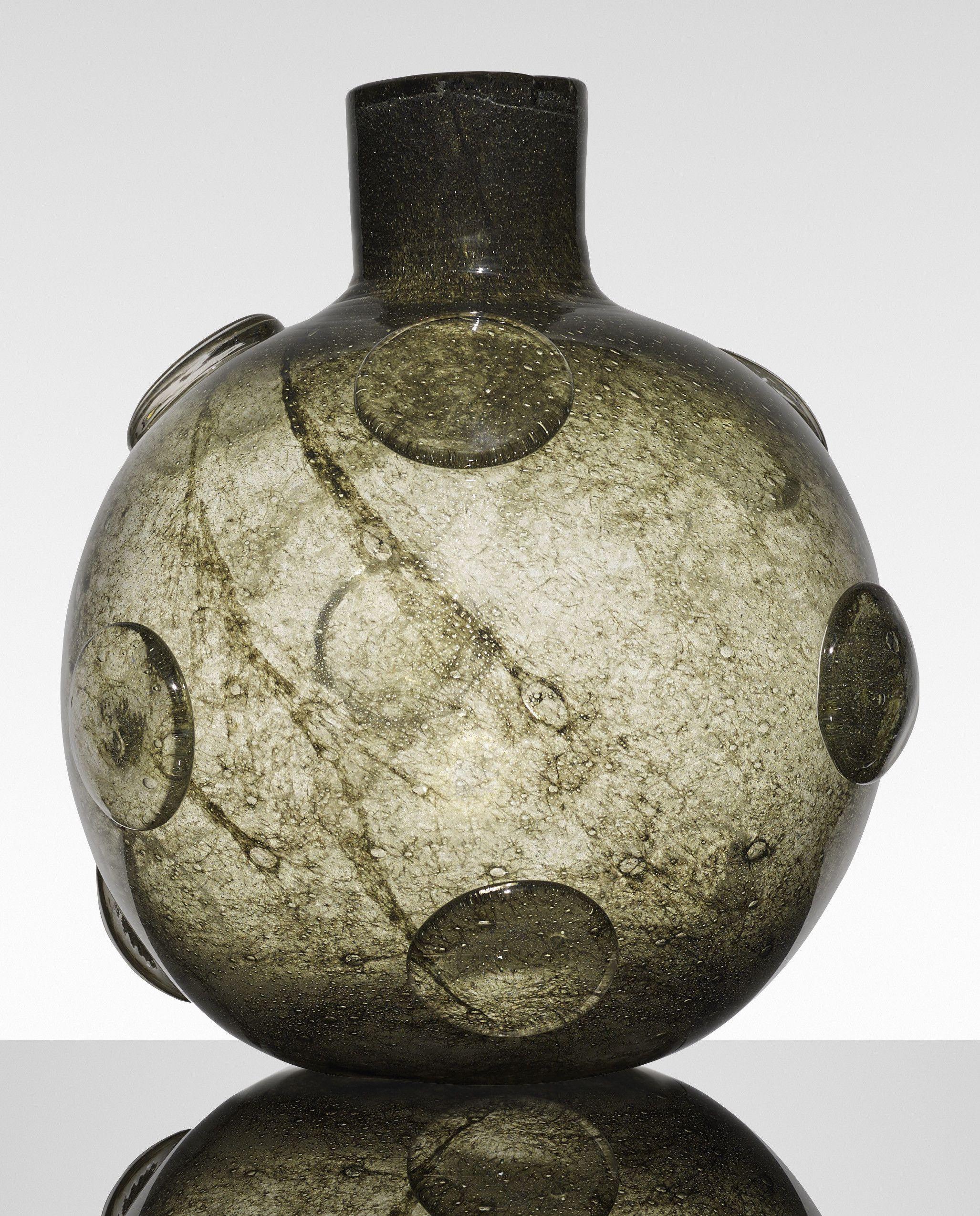 vintage italian glass vases of ercole barovier crepuscolo vase ferro toso barovier italy 1935 36 throughout ercole barovier crepuscolo vase ferro toso barovier italy 1935 36 internally decor