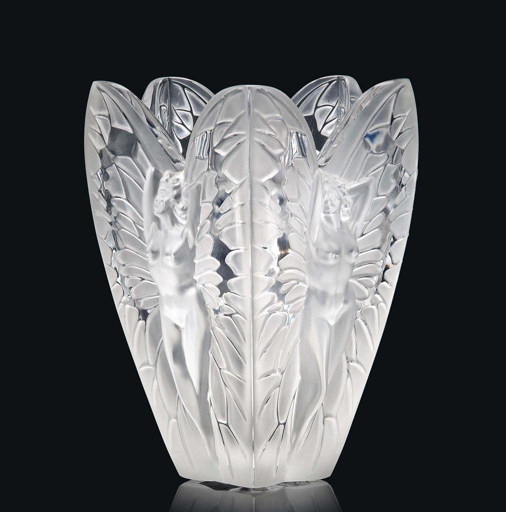 vintage lalique crystal vases of lalique chrysalide vase no 12651 ceramics and glass pinterest pertaining to lalique chrysalide vase no 12651