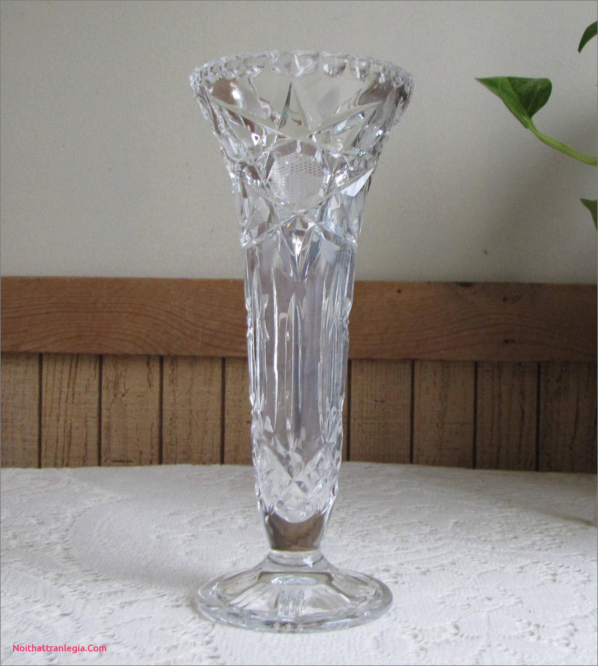 vintage pink glass vase of 20 cut glass antique vase noithattranlegia vases design in crystal vase cut glass flower vase etched waffle and stars footed vintage vases and florist ware