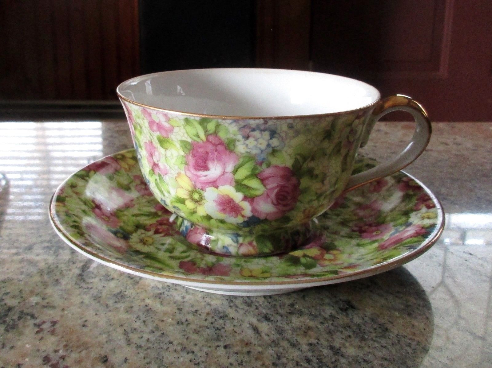 13 Nice Vintage Ucagco Ceramics Japan Vase 2021 free download vintage ucagco ceramics japan vase of occupied japan antique price guide throughout vintage merit occupied japan floral chintz design porcelain footed cup saucer