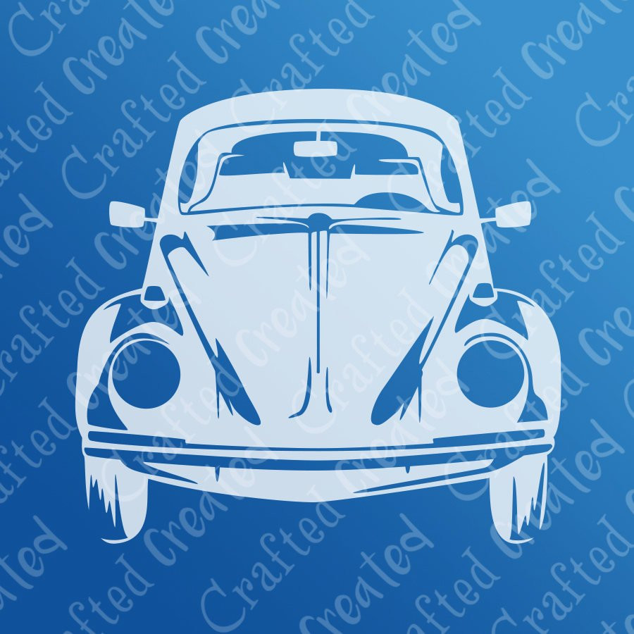 "volkswagen beetle flower vase sale of beetle front vector vw beetle clipart cut outline car surf etsy with regard to dŸ""Žzoom"