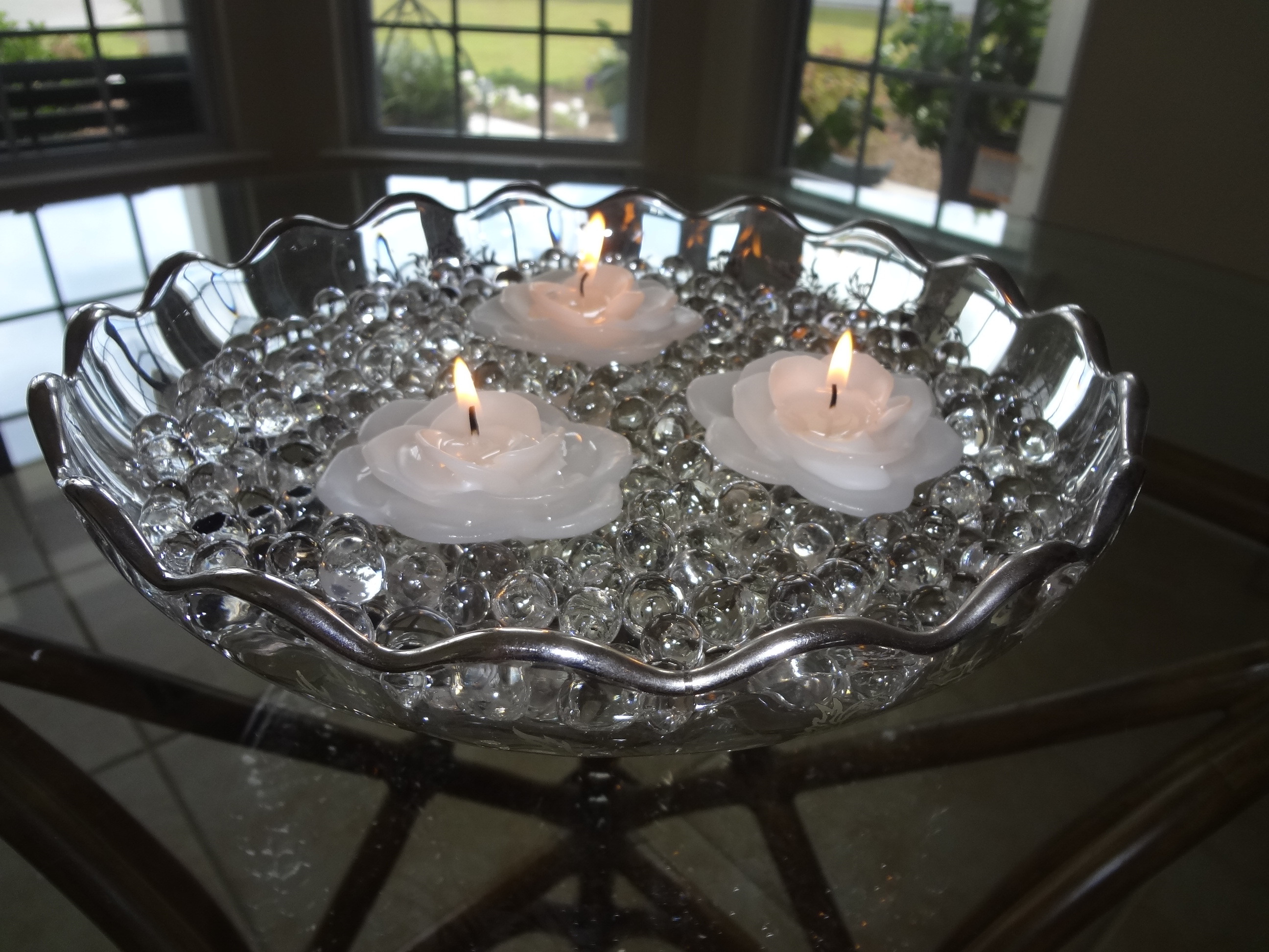 water beads vase of floating candle vase fillers vase and cellar image avorcor com with regard to simple elegance with a floating candle centerpiece