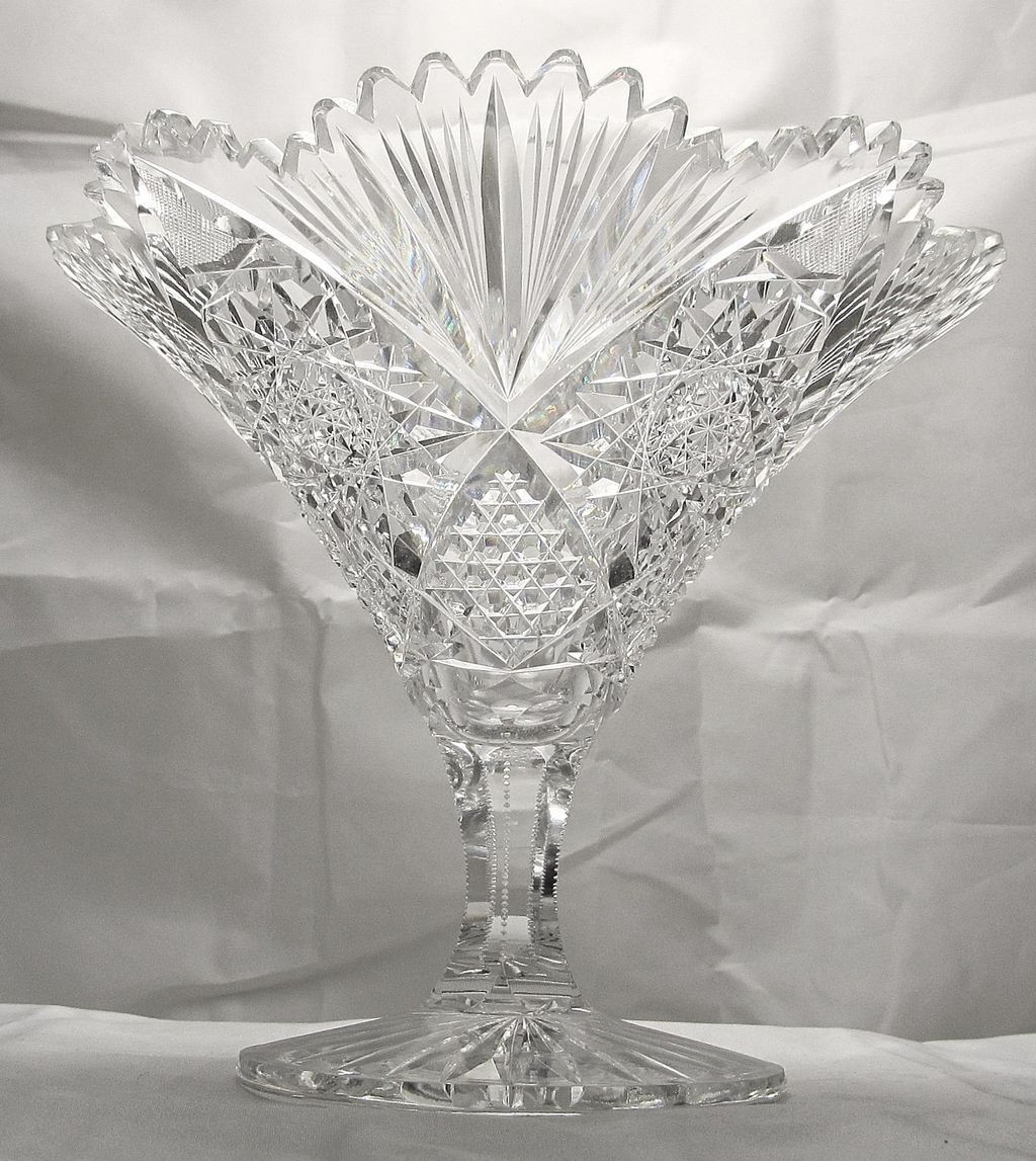 waterford crystal balmoral vase of crystal cut glass candy bowl cut crystal fruit bowl hutch display inside crystal cut glass candy bowl cut crystal fruit bowl hutch display bowl vintage 1980s glassware pinterest candy bowl glass candy and cut glass