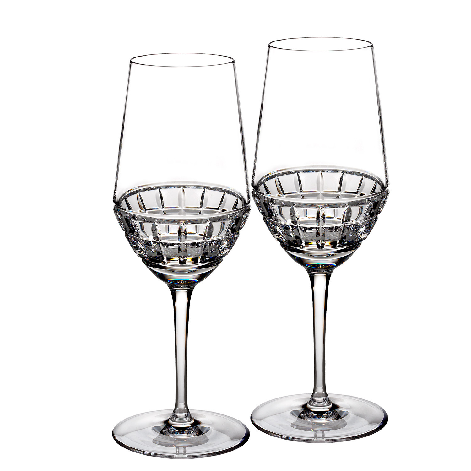 waterford crystal lismore vase 8 of stem barware william ashley china in set 2 wine glasses 24cm 295ml ac2b7 waterford