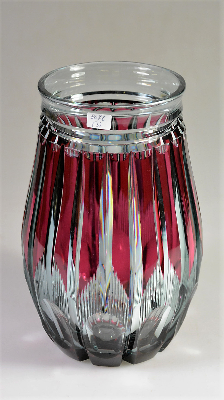 waterford crystal red vase of val st lambert vase adp8 vase en cristal bleu pompai doubla rouge inside val st lambert vase adp8 vase en cristal bleu pompai doubla rouge a l