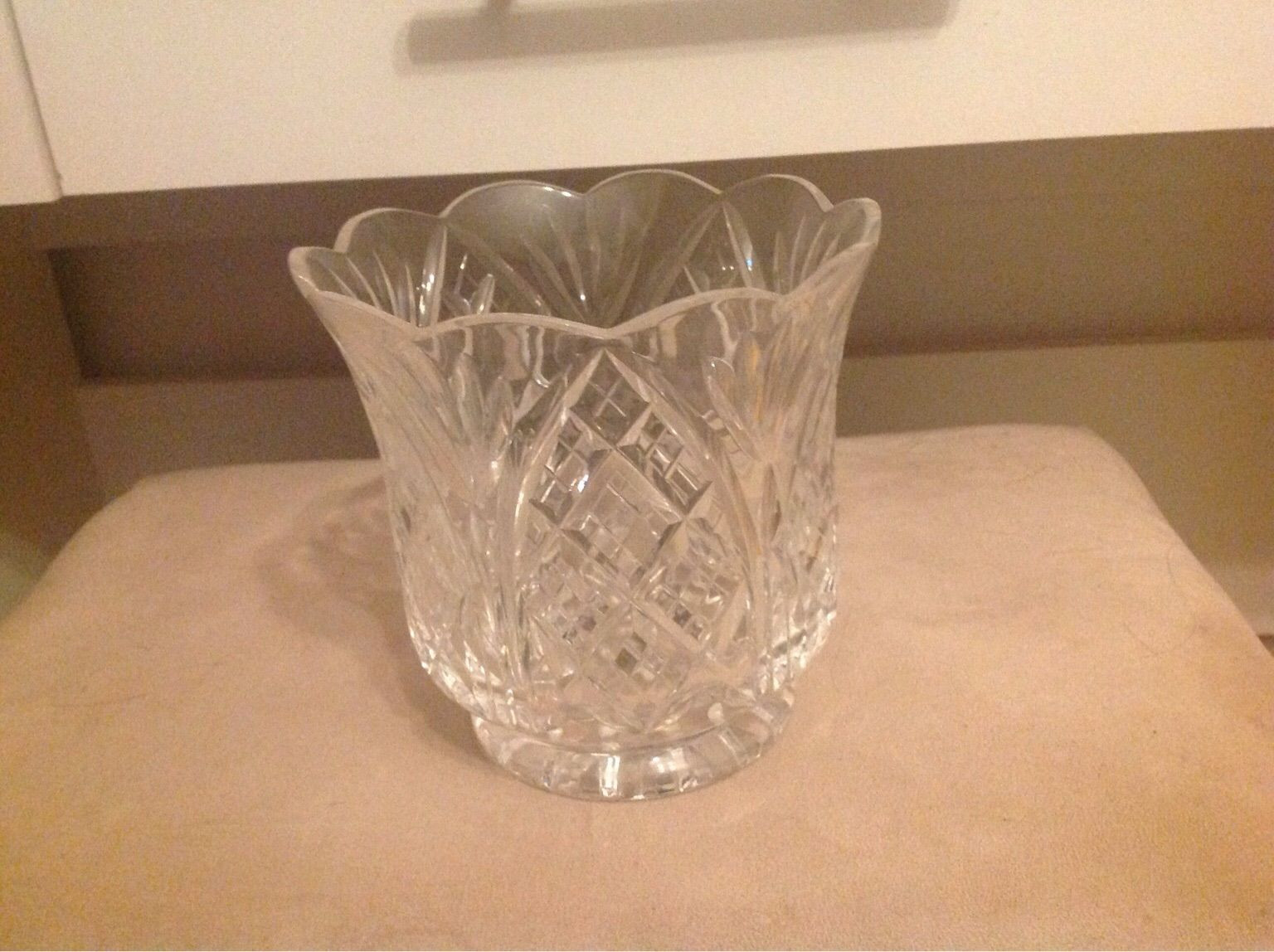 waterford crystal vase 14 inch of https en shpock com i wmucfctt7rd3b1cr 2018 10 10t015529 regarding waterford crystal vase 20af0c92