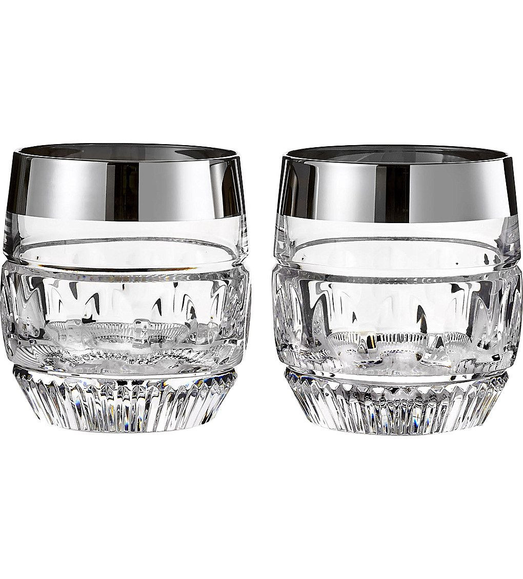 waterford crystal vase markings of waterford set of two mixology olson dof glasses selfridges com pertaining to explore glass bar and more