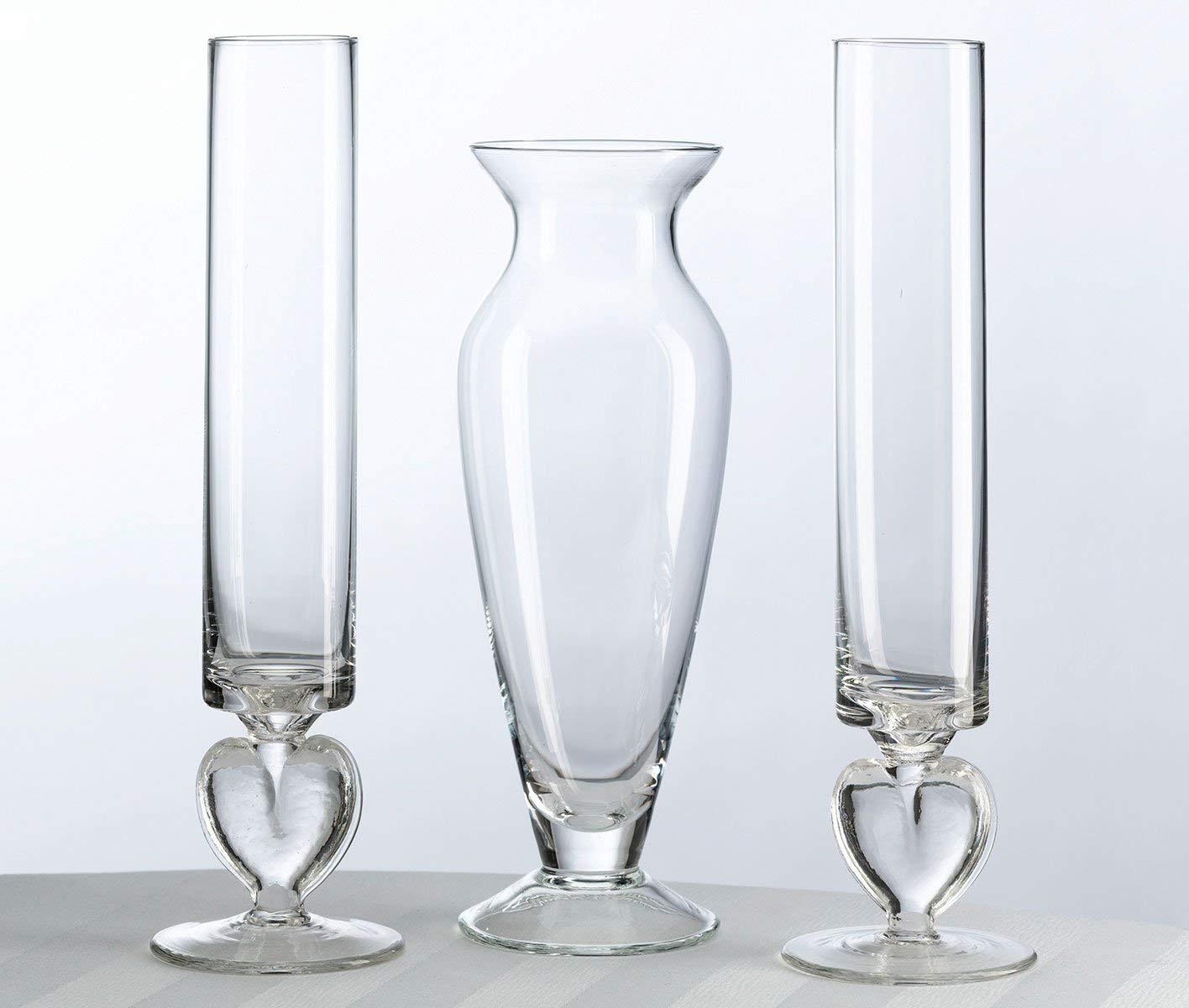 waterford crystal vase small of amazon com lillian rose unity sand ceremony wedding vase set home intended for amazon com lillian rose unity sand ceremony wedding vase set home kitchen