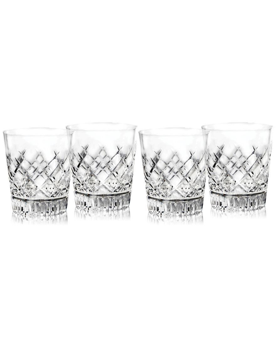 waterford eastbridge vase of drink old fashioned inside eastbridge double old fashion glasses set of 4 created for macys