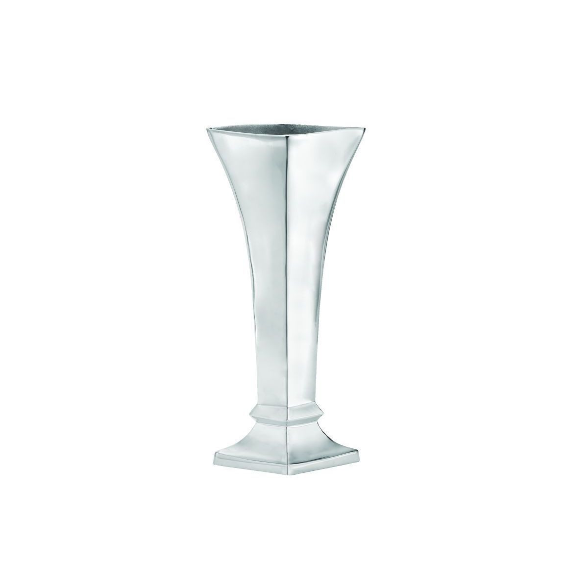 waterford lismore 8 crystal vase of nachtmann saphir 8 in crystal decorative vase in clear for studio 350 nickel aluminum 19 inches high x 9 inches wide flower vase