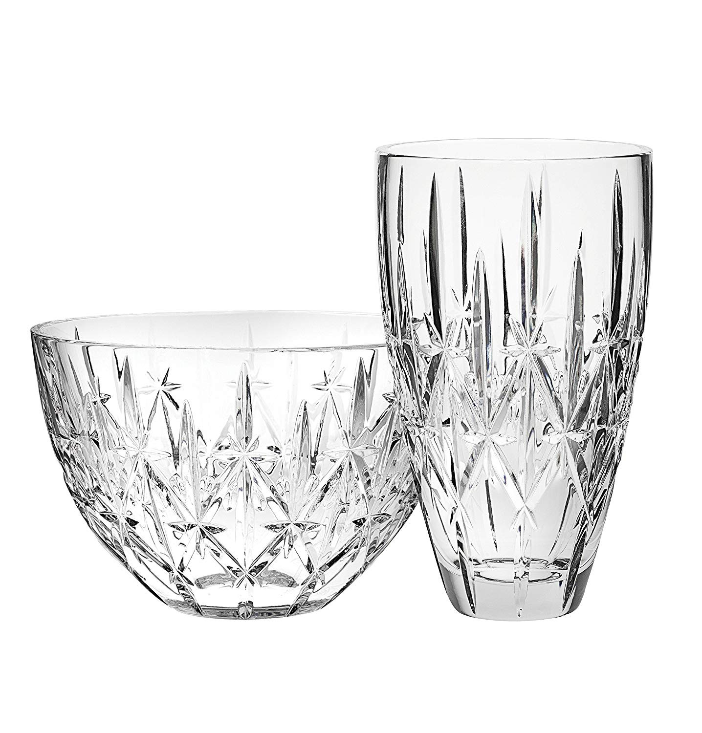 waterford lismore 8 flared vase of amazon com marquis by waterford sparkle bowl 9 home kitchen throughout 91ze4xzhccl sl1500
