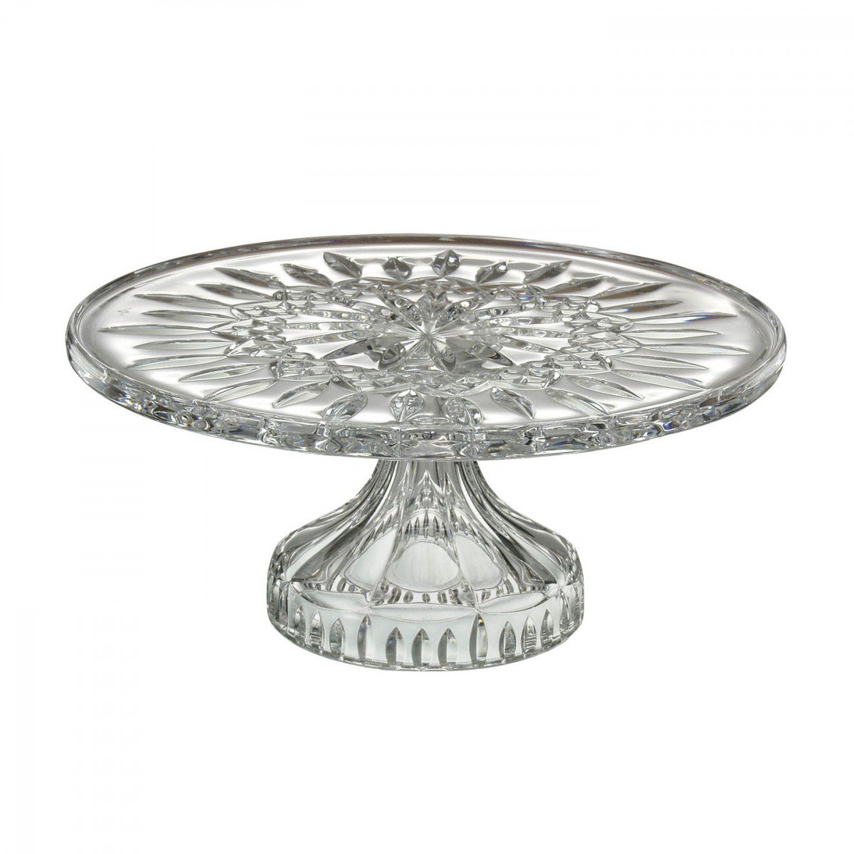 waterford lismore candy bud vase of waterford lismore footed cake plate 11cm waterforda crystal in lismore footed cake plate 11cm