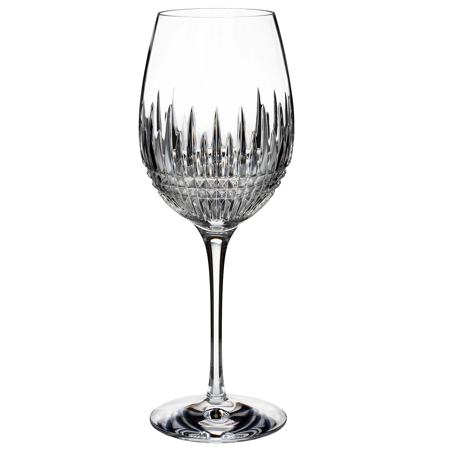 waterford lismore diamond vase of stem barware william ashley china for goblet 26 5 cm 560 ml a· waterford a· lismore diamond essence stemware