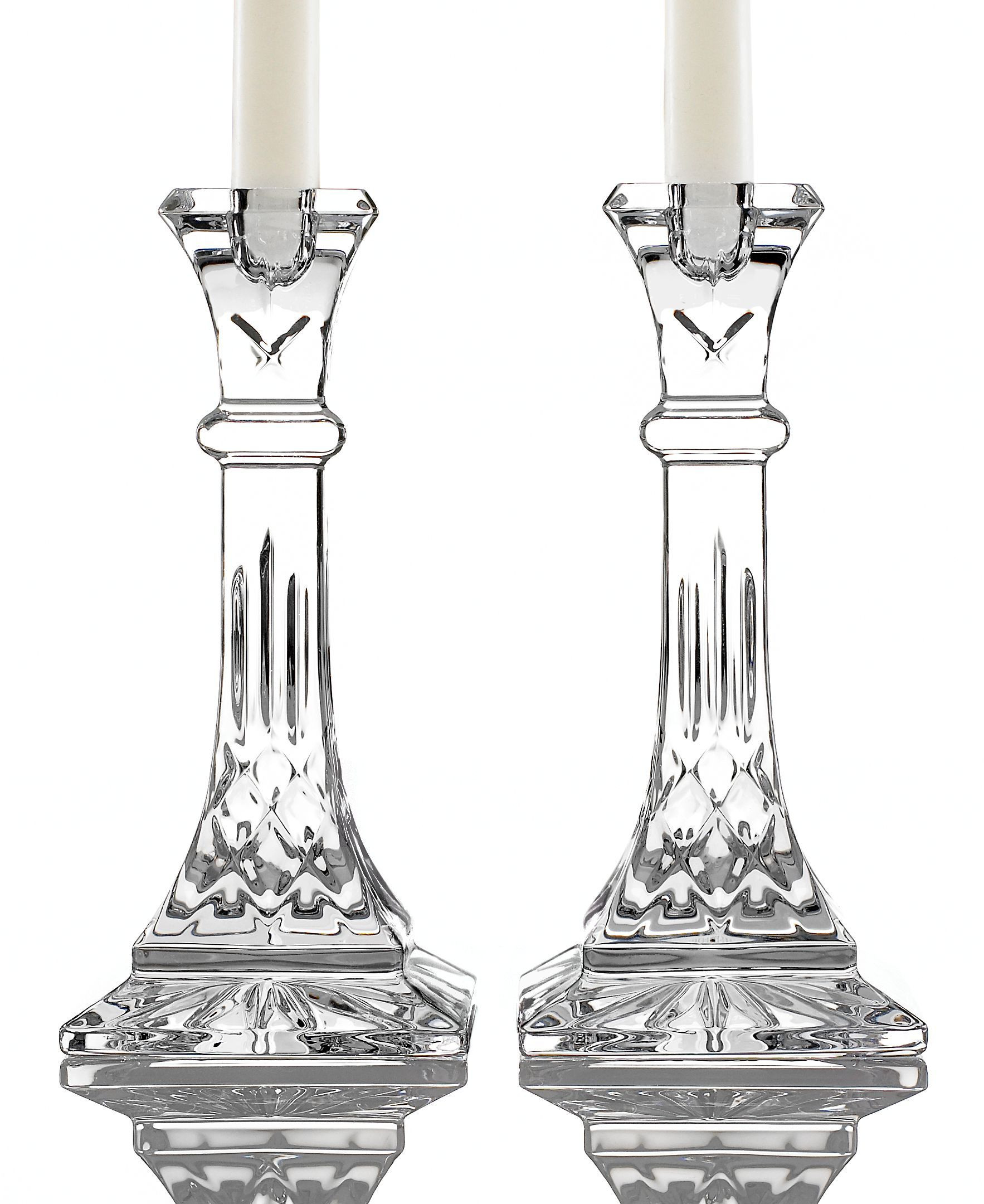 waterford lismore diamond vase of waterford crystal lismore 6 candlestick pair regarding gifts lismore candle holders 8 set of 2