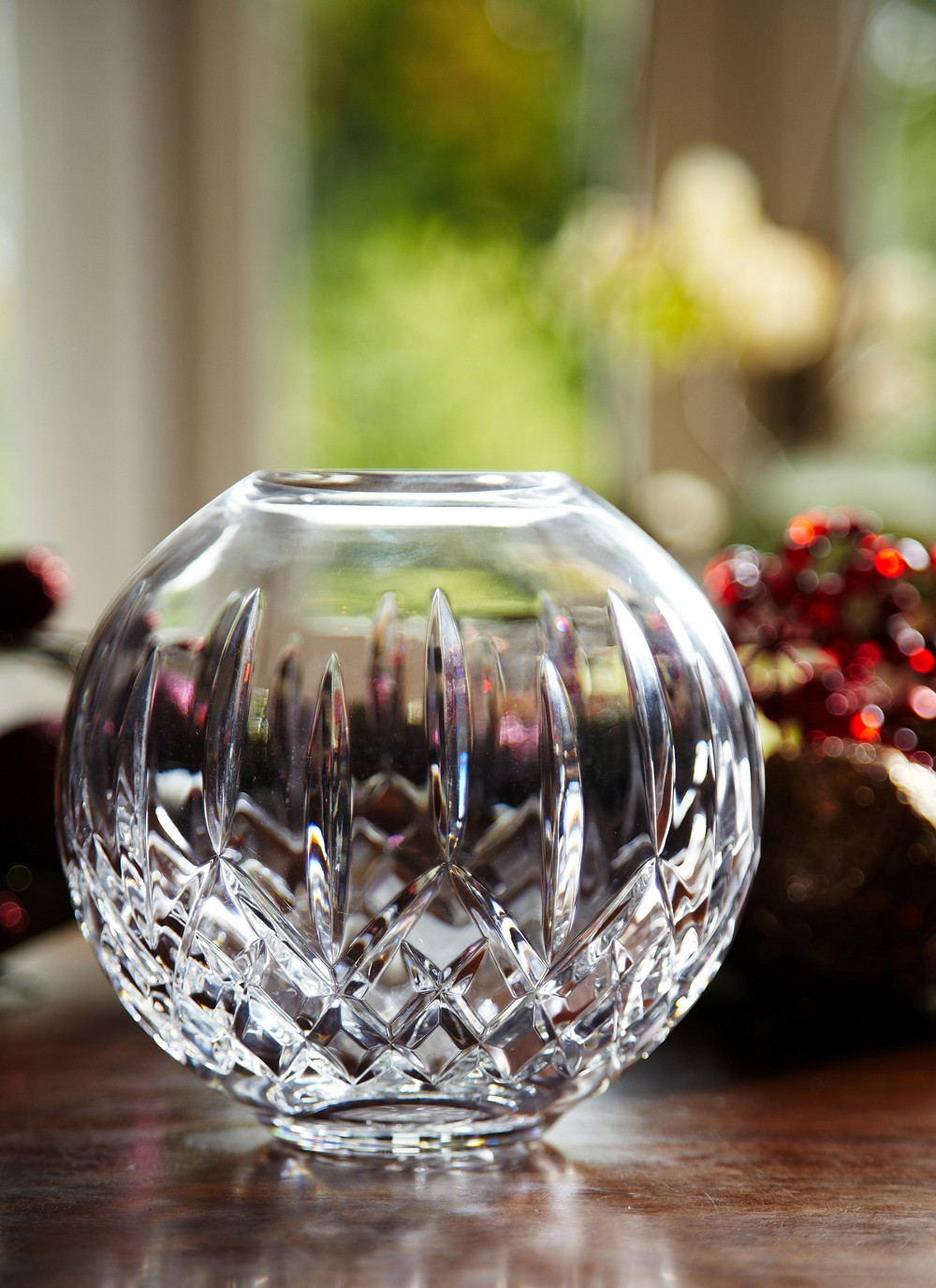 waterford lismore flared vase of irish crystal glassware from ireland blarney for waterford crystal lismore 6 rose bowl