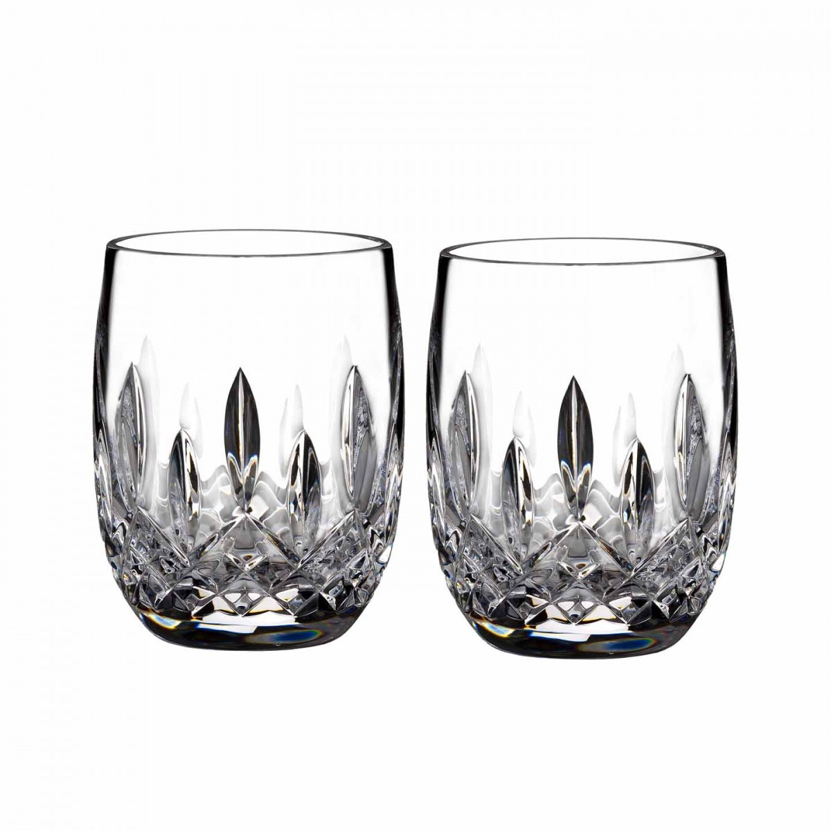 waterford lismore flared vase of lismore connoisseur rounded tumbler set of 2 waterforda crystal inside lismore connoisseur rounded tumbler set of 2
