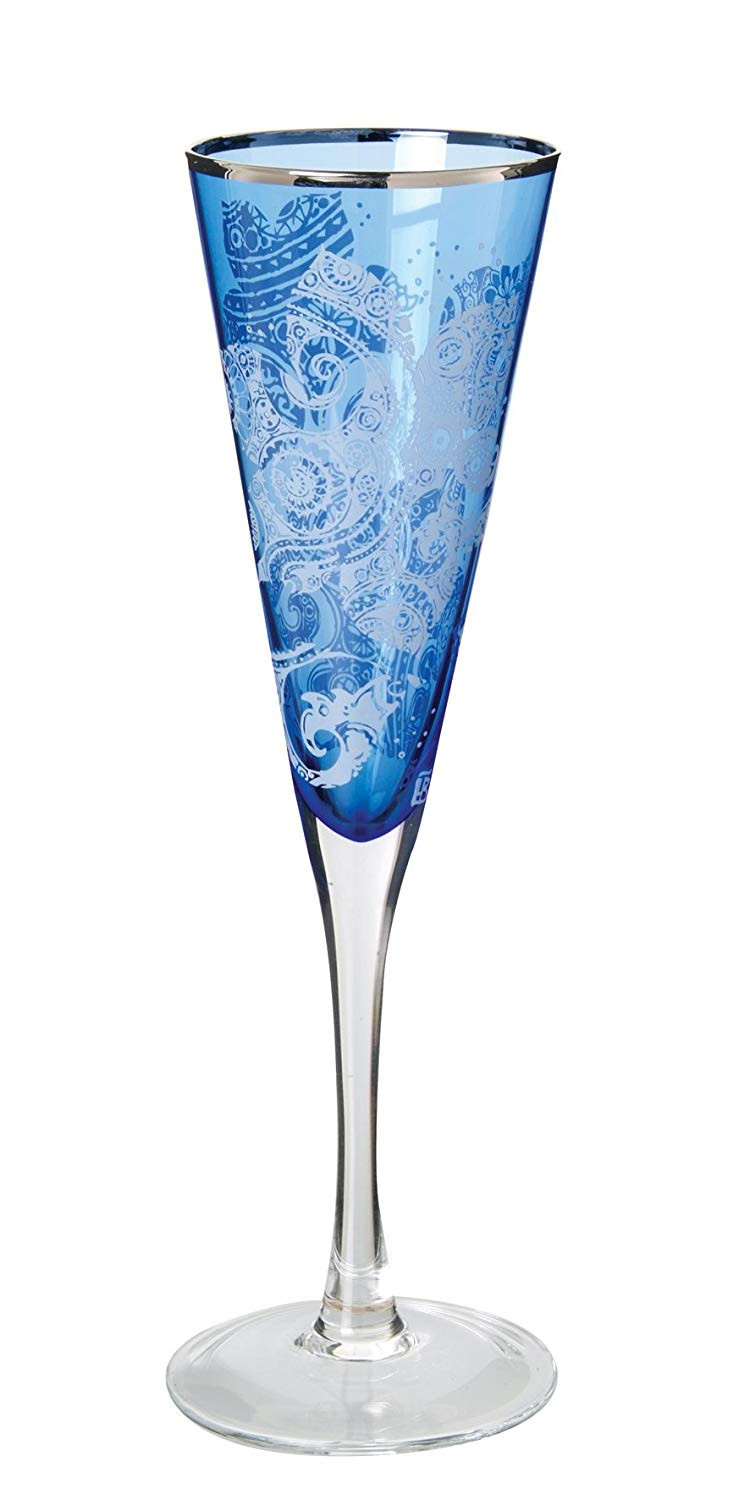 waterford lismore sapphire vase of dartington crystal lawrence llewelyn bowen ormolu fabulous flute regarding dartington crystal lawrence llewelyn bowen ormolu fabulous flute blue amazon co uk kitchen home