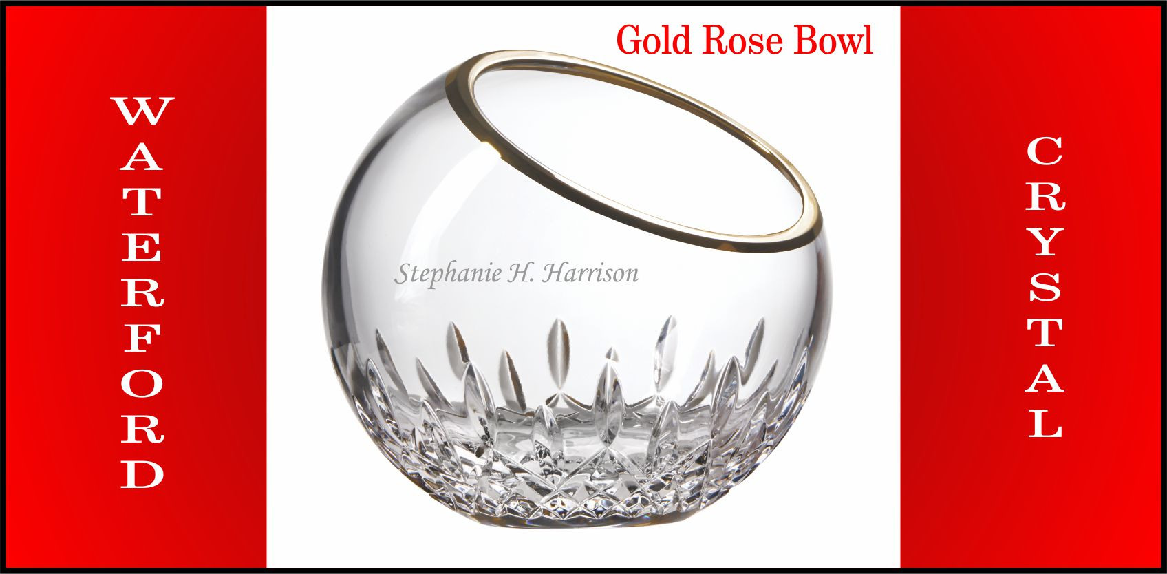 waterford lismore sugar bud vase of for the flowers for for her 46
