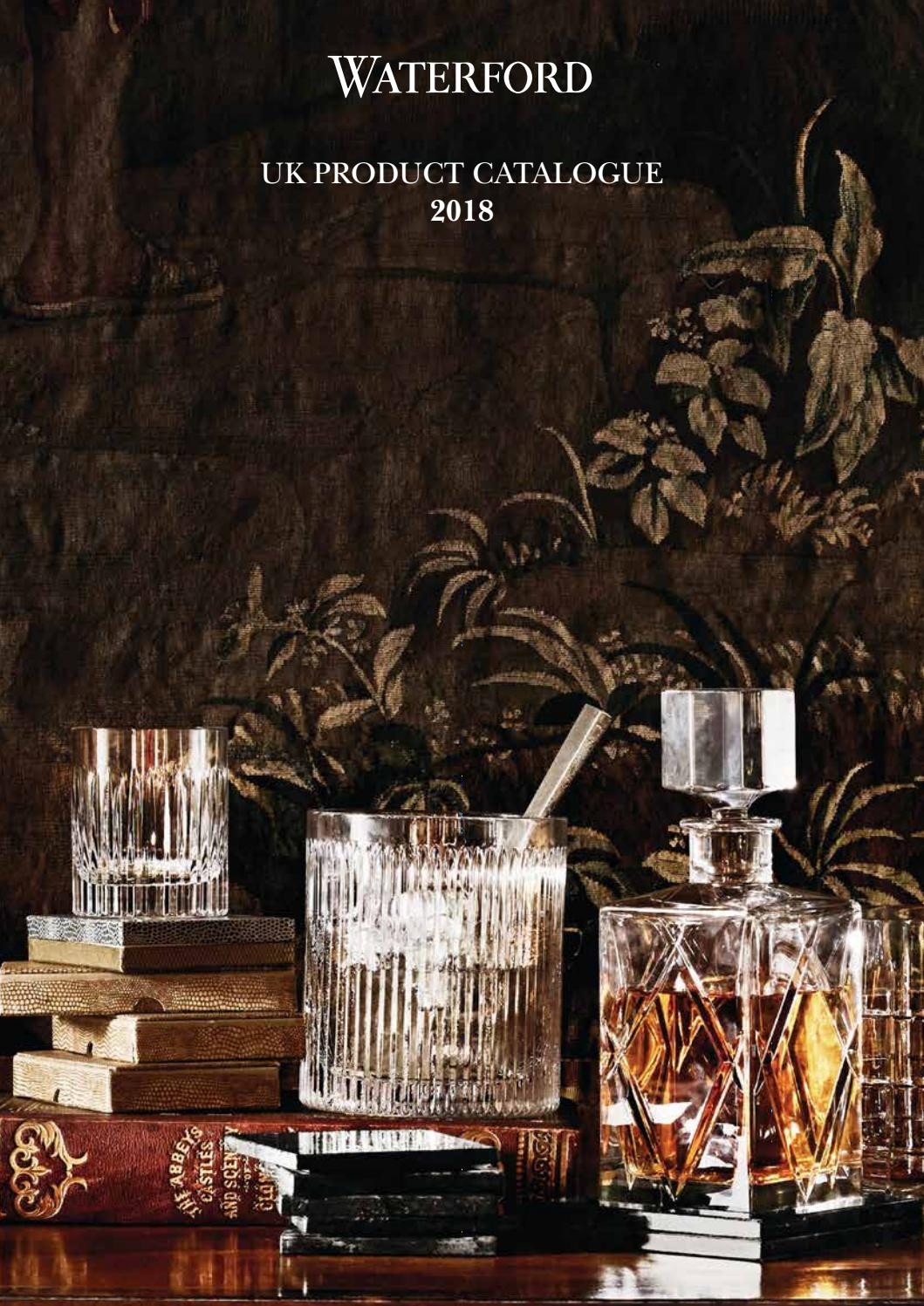 waterford lismore sugar bud vase of waterford catalog produse 2018 by azayro issuu within page 1