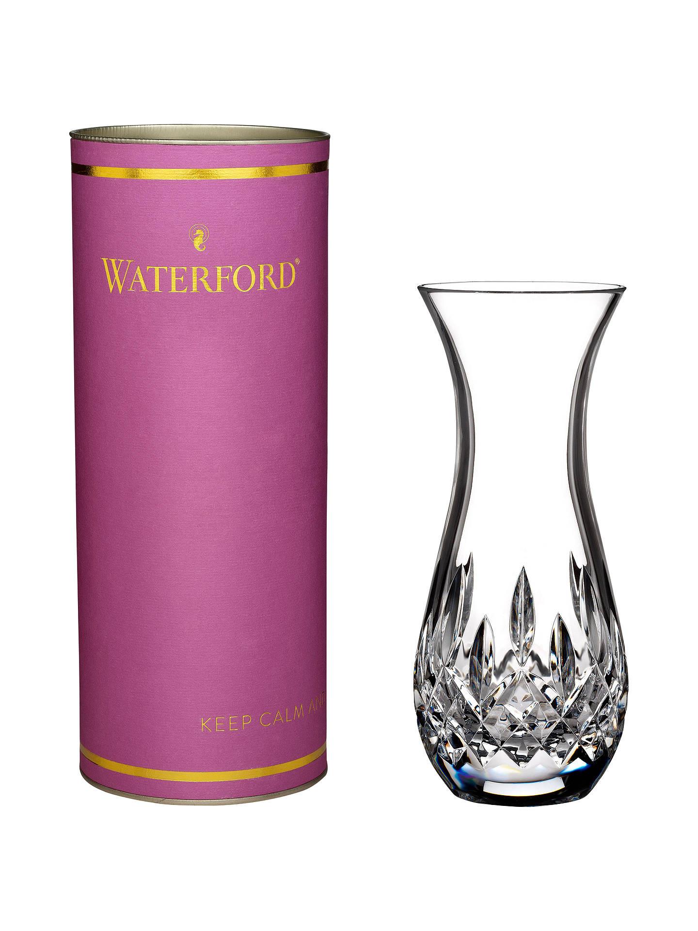 waterford lismore sugar bud vase of waterford giftology lismore sugar bud vase clear at john lewis intended for buywaterford giftology lismore sugar bud vase clear online at johnlewis com