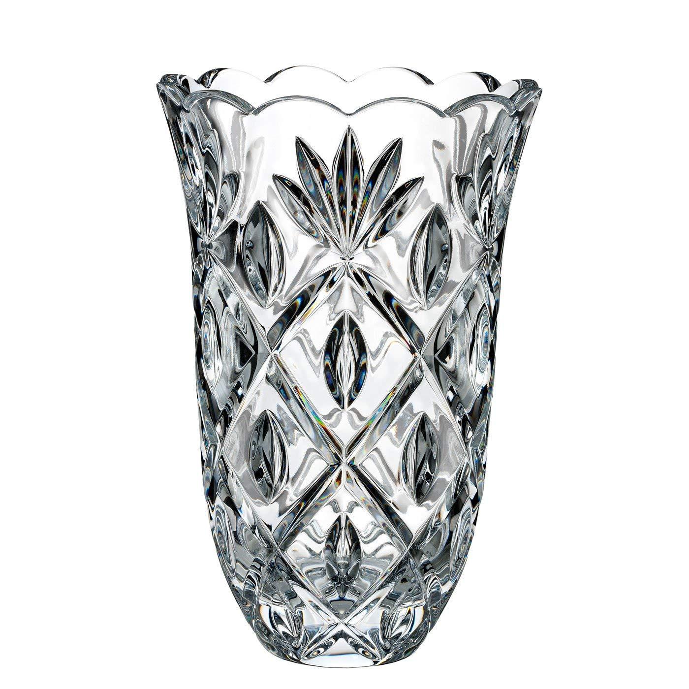 waterford lismore vase 10 inch of amazon com waterford crystal sara 10 vase serving bowls in 81mvztx4ctl sl1400