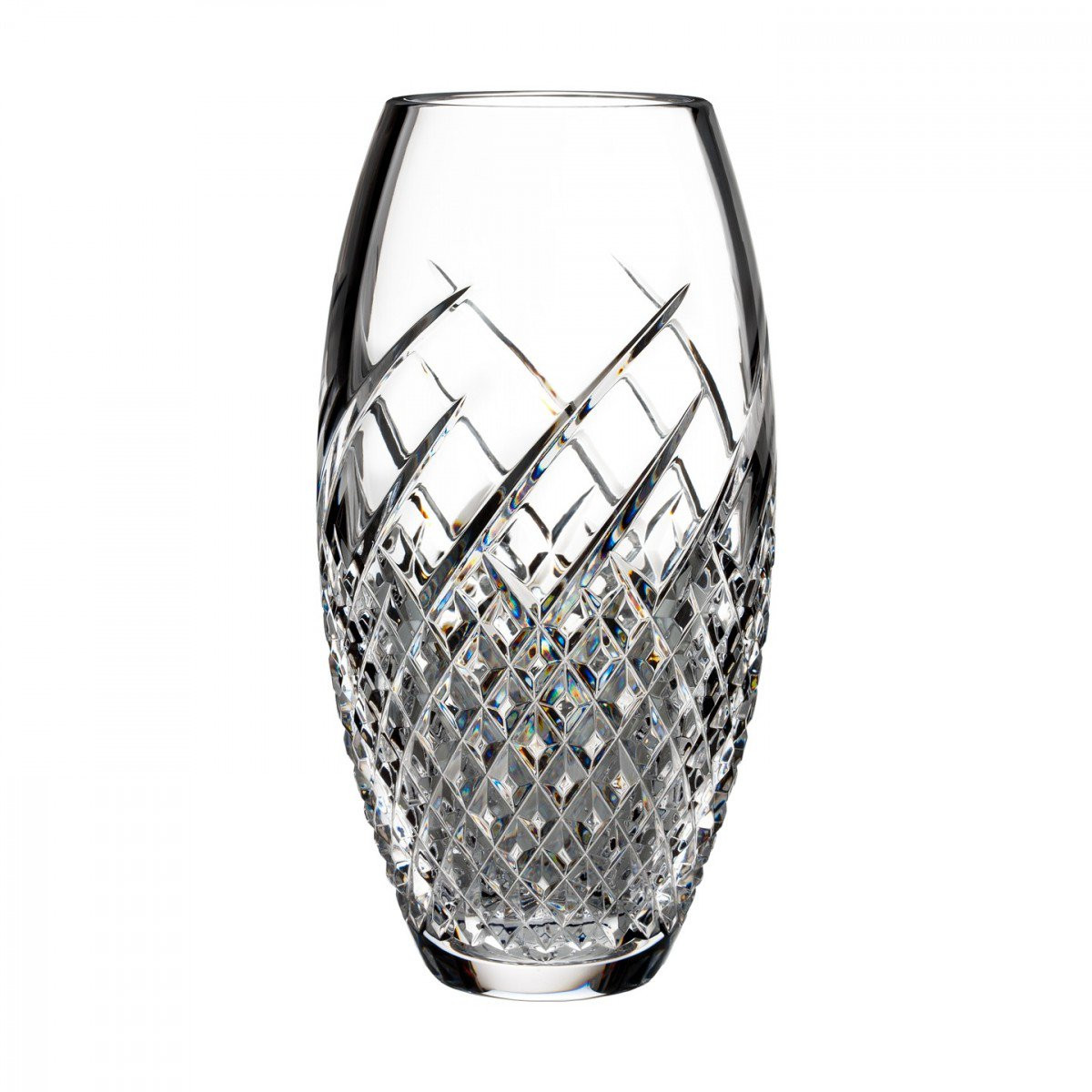 waterford maritana vase of wild atlantic way 10in vase house of waterford crystal us pertaining to wild atlantic way 10in vase