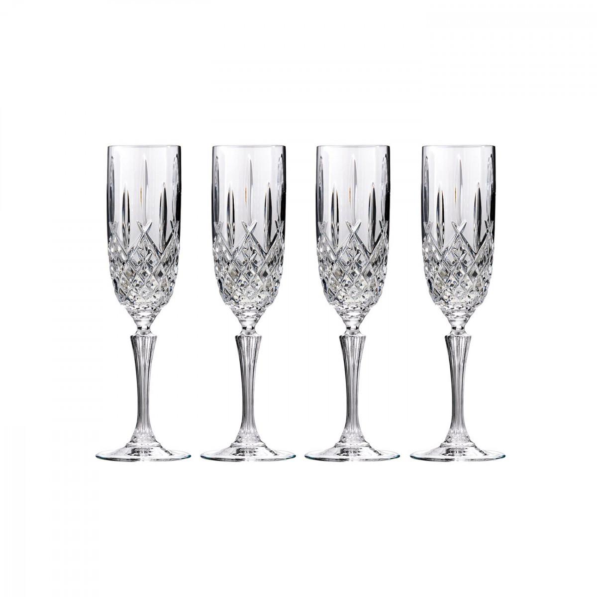 waterford markham vase of markham flute set of 4 marquis by waterford us within markham flute set of 4