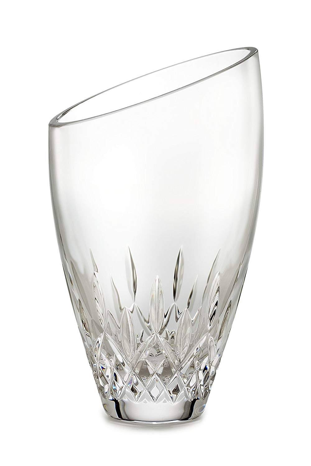 waterford marquis markham vase of amazon com waterford crystal lismore essence 9 inch angular vase intended for amazon com waterford crystal lismore essence 9 inch angular vase home kitchen