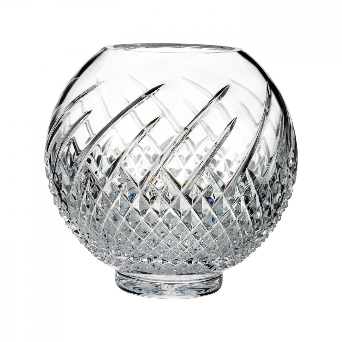 Waterford Marquis Markham Vase Of Wild atlantic Way Rose Bowl House Of Waterford Crystal Us with Wild atlantic Way Rose Bowl