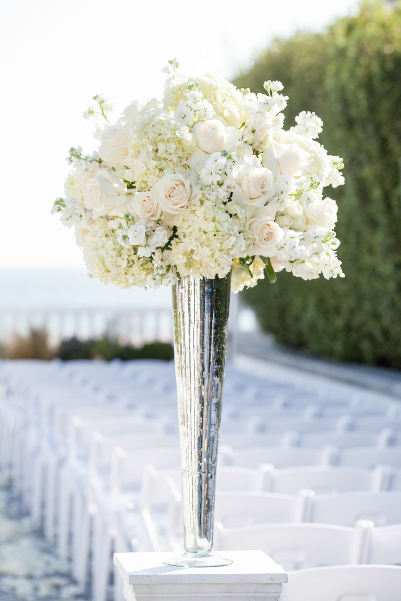 wedding sand vase of white and silver vase pics xh vases silver vase chinese export 1i 0d regarding white and silver vase images tall white rose and hydrangea centerpiece in a silver lined vase