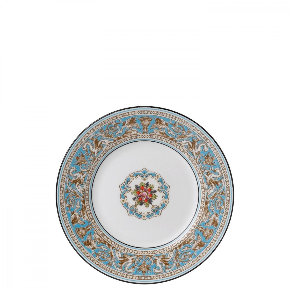 wedgwood bone china wild strawberry vase of wedgwood florentine turquoise plate 18cm wedgwooda uk with regard to florentine turquoise plate 18cm