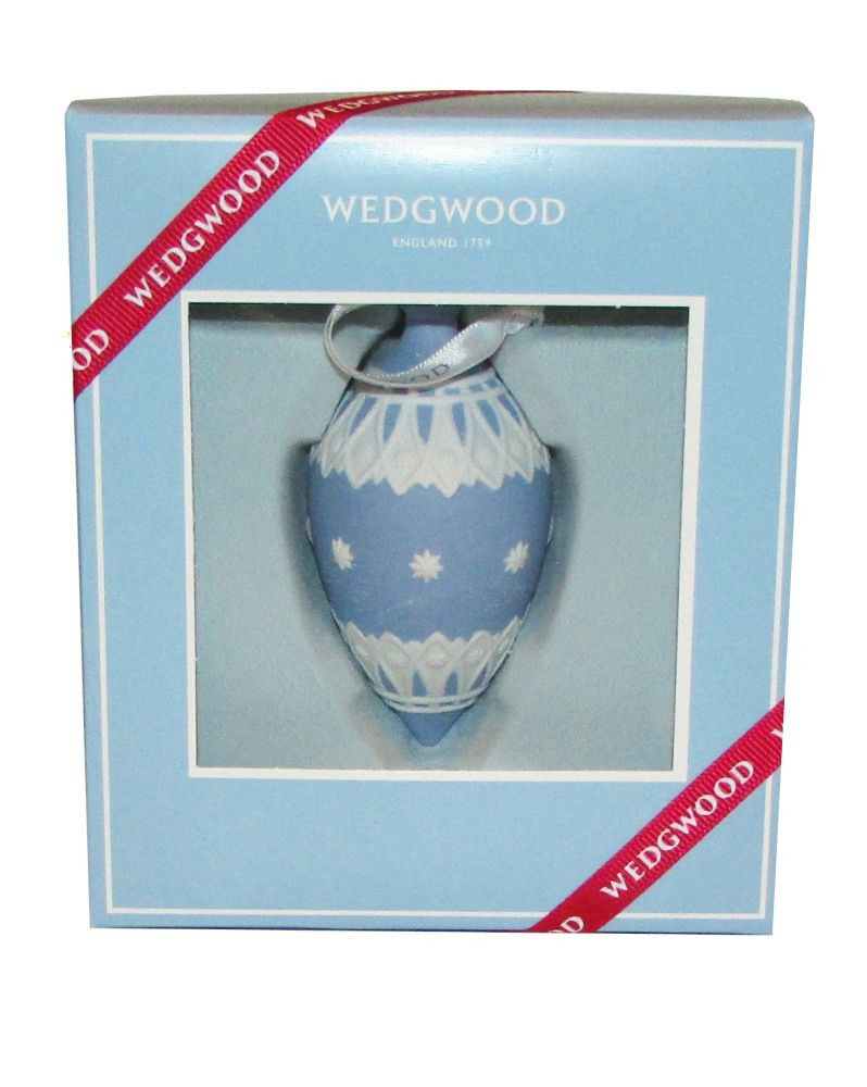 wedgwood jasper vase of neoclassical teardrop wedgwood white on blue jasper tree decoration pertaining to neoclassical teardrop wedgwood white on blue jasper tree decoration christmas 2017