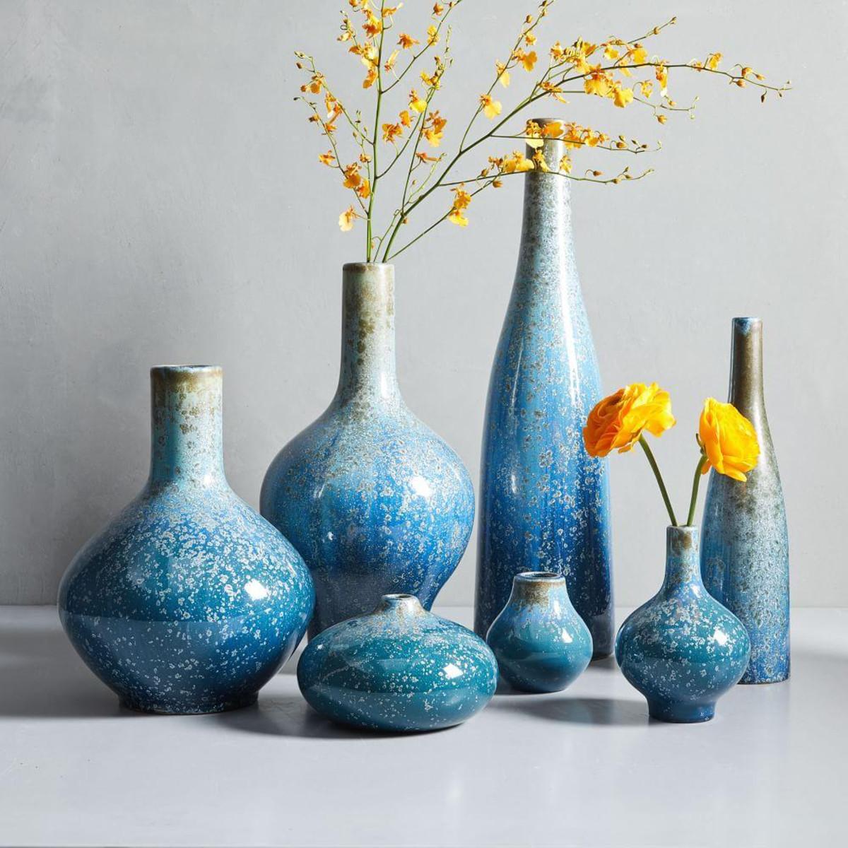 west elm bud vase of reactive glaze vases light blue west elm australia inside reactive glaze vases light blue